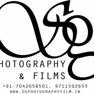SG Photography And Films, professional photographer in Delhi, India