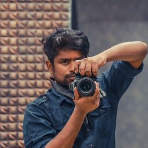 Vetrivel P, professional photographer in Chennai, Tamil Nadu, India