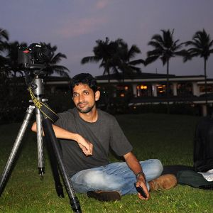 Dattaram Gawade, professional photographer in Mapusa, Goa, India
